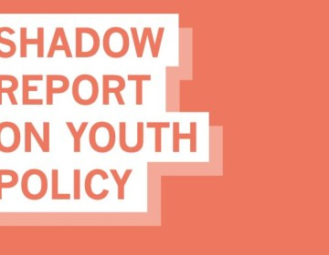 Youth policy in Europe not delivering for young people