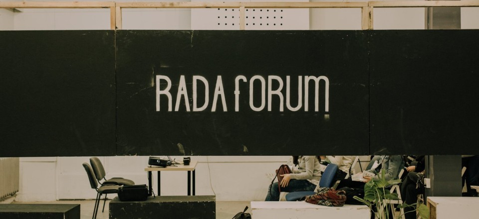Outcomes of RADA FORUM 2017