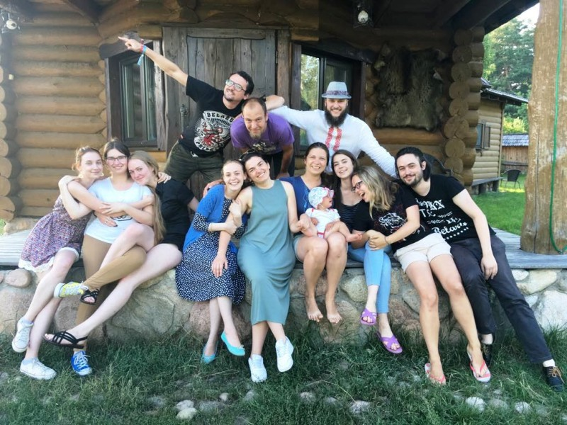 Hey, how's it going? Participating Organizations of RADA-CAMP 2017 tell us about their achievements