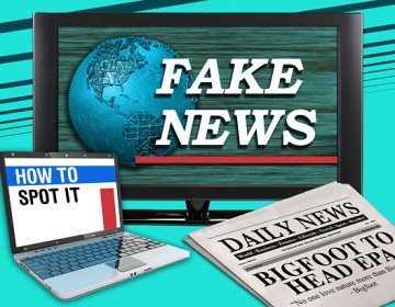 Five steps to recognize fake news
