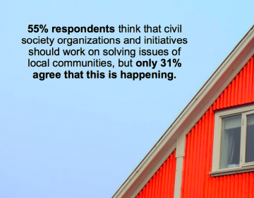 Civil Society Organizations and Civic Initiatives: the Potential for Engagement