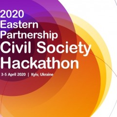 Registration for 2020 EaP Civil Society Hackathon is Open Now