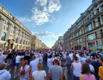 Call to Action — EU Foreign Ministers Must Stand With the People of Belarus