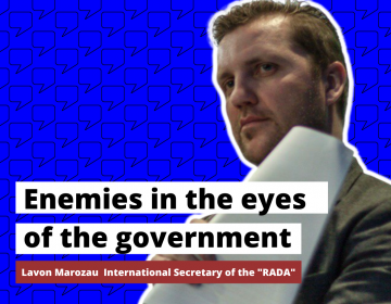 Enemies in the eyes of the government