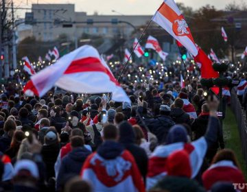 How young people in Belarus have become the drivers of the protests