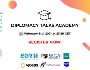 Diplomacy Talks Academy